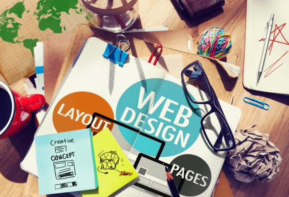 grow business with web design